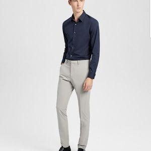 Theory Zaine Technical Tailored Wool Men Pants